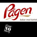 I SAY NO DRUGS - Join the movement - Pågen