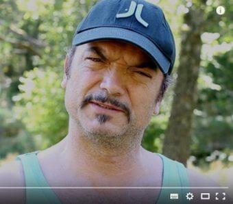 Skådespelaren Dragomir Mrsic ger ett budskap till alla unga om droger, I SAY NO DRUGS, Droginformation.nu