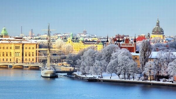 Stockholmsvecka I SAY NO DRUGS
