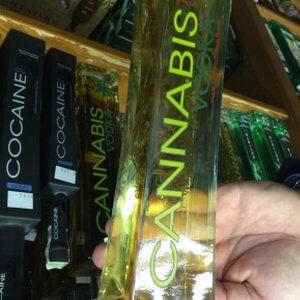 I SAY NO DRUGS, i butiker i Prag marknadsförs cannabis